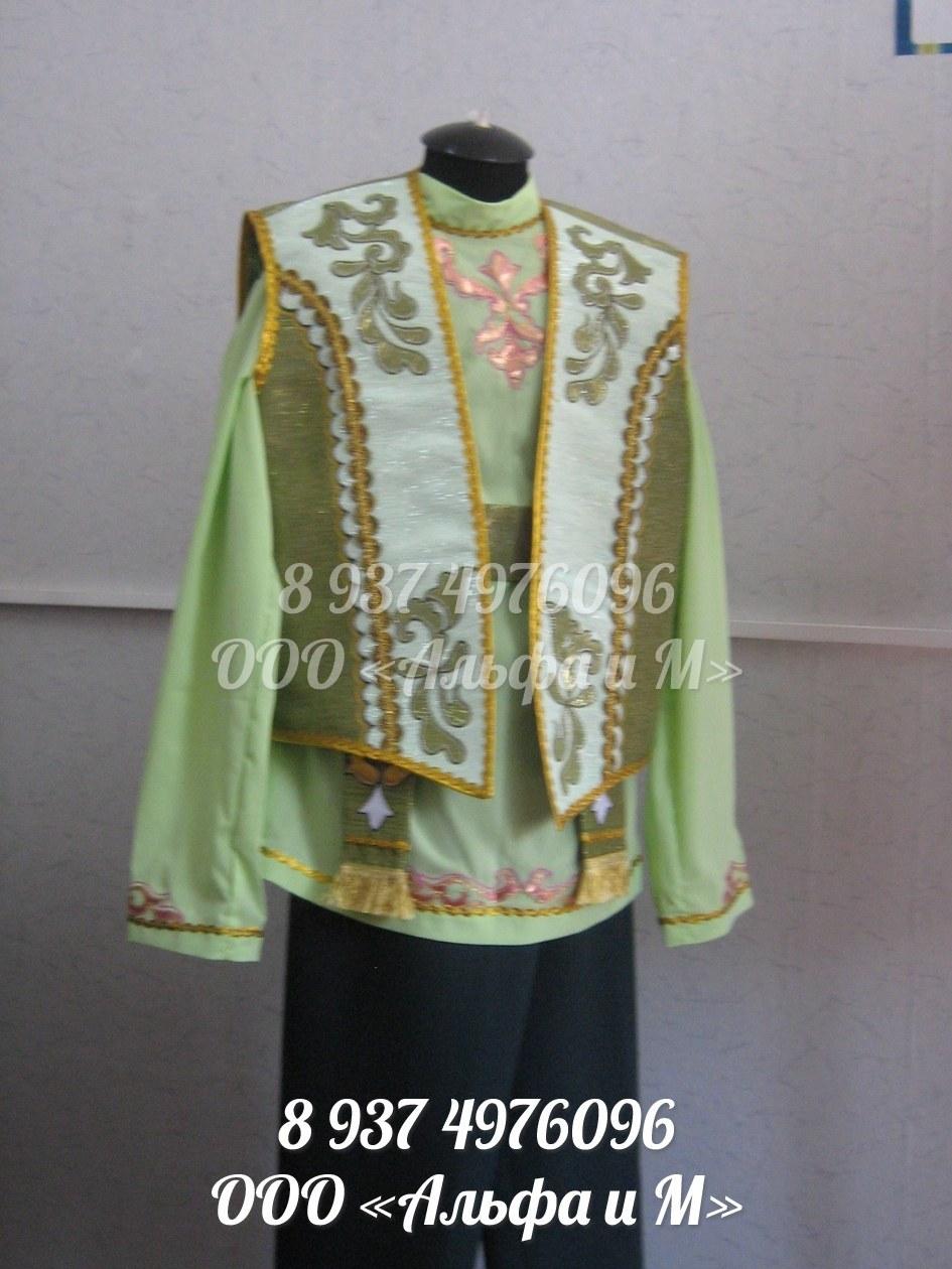 Выкройки костюмов татарских фото 712