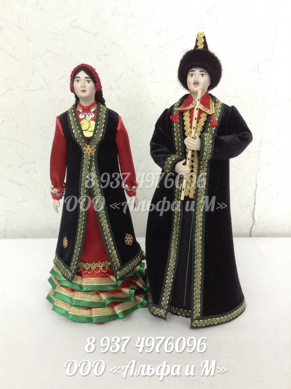Башкирские костюмы своими руками 528